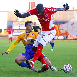 Mansfield Town v Charlton Athletic