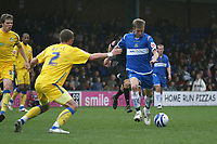 Carl Baker. Stockport County FC 1-2 Colchester United FC. Coca-Cola League 1. 18.8.08