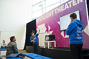 Samsung Developer Conference at Moscone Center West in San Francisco, California, on April 27, 2016,. (Stan Olszewski/SOSKIphoto)