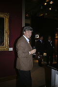 ANTOINE CHENVIERE, Private Preview of the Grosvenor House Art and Antiques Fair. 13 June 2007.  -DO NOT ARCHIVE-© Copyright Photograph by Dafydd Jones. 248 Clapham Rd. London SW9 0PZ. Tel 0207 820 0771. www.dafjones.com.