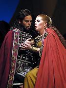 MIAMI--January 12, 2004. -- SZULAMIT -- The Florida Grand Opera presents the American premier of Ede Donáth's