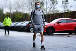 Taylor Moore of Bristol City arrives at Ashton Gate Stadium prior to kick off - Mandatory by-line: Ryan Hiscott/JMP - 31/10/2020 - FOOTBALL - Ashton Gate Stadium - Bristol, England - Bristol City v Norwich City - Sky Bet Championship