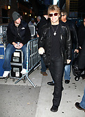 Bon Jovi at Letterman