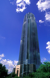 Stock photo of Williams tower in Houston Texas