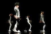 Belo Horizonte _ MG, 17/07/07..Imagens dos ensaios do grupo corpo para o espetaculo 7 ou 8 pecas para um ballet/breu (criacao 2007) na sede do grupo em belo horizonte.O grupo estreia espetaculo em Sao Paulo no proximo mes,no teatro alfa...FOTO: MARCUS DESIMONI / AGENCIA NITRO