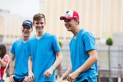 Mick SCHUMACHER, SJM Theodore Racing by Prema, Dallara Mercedes<br /> 64th Macau Grand Prix. 15-19.11.2017.<br /> Suncity Group Formula 3 Macau Grand Prix - FIA F3 World Cup<br /> Macau Copyright Free Image for editorial use only