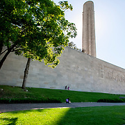 LIberty Memorial, World War One Museum at Kansas City, Missouri.