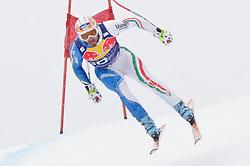 20.01.2011, Hahnenkamm, Kitzbuehel, AUT, FIS World Cup Ski Alpin, Men, Training, im Bild // Paolo Pangrazzi (ITA) // during the men´s downhill training run at the FIS Alpine skiing World cup in Kitzbuehel, EXPA Pictures © 2011, PhotoCredit: EXPA/ S. Zangrando