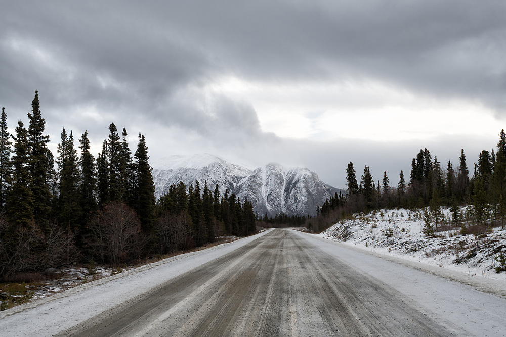 Klondike Highway, Whitehorse to Skagway