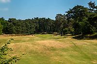 Bosch en Duin - Hole 11. Droogte op Golf Club de Pan. COPYRIGHT KOEN SUYK