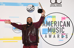 2017 American Music Awards held at the Microsoft Theatre L.A. Live on November 19, 2017 in Los Angeles, CA. 19 Nov 2017 Pictured: DJ Khaled. Photo credit: Tammie Arroyo/AFF-USA.com / MEGA TheMegaAgency.com +1 888 505 6342