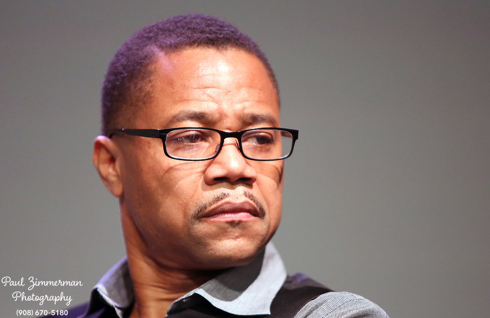 NEW YORK, NY - AUGUST 19:  Cuba Gooding, Jr. attends Meet The Filmmaker: Lee Daniels at the Apple Store Soho on August 19, 2013 in New York City.  (Photo by Paul Zimmerman/WireImage)