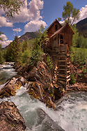An old mill, Crystal River, Colorado