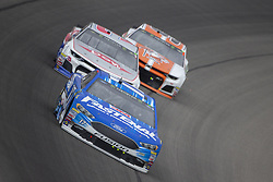 June 10, 2018 - Brooklyn, Michigan, United States of America - Ricky Stenhouse, Jr (17) races off turn one during the FireKeepers Casino 400 at Michigan International Speedway in Brooklyn, Michigan. (Credit Image: © Stephen A. Arce/ASP via ZUMA Wire)