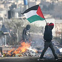 Clashes in east Jerusalem