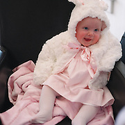 Elena's first Easter
