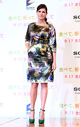 Aug 18, 2010 - Tokyo, Japan - Actress JULIA ROBERTS attends a press conference to promote 'Eat Play Love'. The movie will open on September 17 in Japan..(Credit Image: © Junko Kimura/Jana/ZUMApress.com)