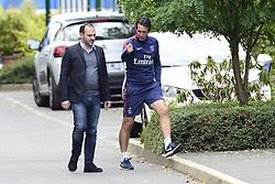 August 11, 2017 - St Germain En Laye, France, France - EMERY Unai (PSG) - entraineur (Credit Image: © Panoramic via ZUMA Press)