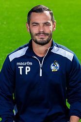 Tom Parrinello - Ryan Hiscott/JMP - 14/09/2018 - FOOTBALL - Lockleaze Sports Centre - Bristol, England - Bristol Rovers U18 Academy Headshots and Team Photo