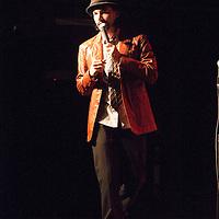 Zach Broussard as Katt Williams - Schtick or Treat 2012 - November 4, 2012 - Littlefield