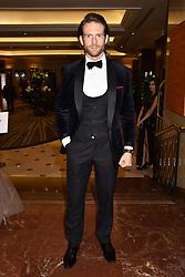 Craig McGinlay at The Asian Awards, The Hilton Park Lane, London England. 5 May 2017.<br /> Photo by Dominic O'Neill/SilverHub 0203 174 1069 sales@silverhubmedia.com