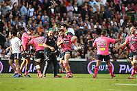 Joie Stade Francais  - 07.03.2015 -  Begles Bordeaux / Stade Francais -  19eme journee de Top 14<br />Photo : Manuel Blondeau / Icon Sport