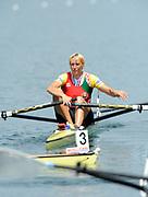 Lucerne, Switzerland.  2010 FISA World Cup. Lake Rotsee, Lucerne.  13:48:09   Sunday  11/07/2010.  [Mandatory Credit Peter Spurrier/ Intersport Images]