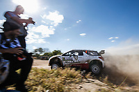 04 Citroen Total Abu Dhabi WRT, Ostberg Mads, Andersson Jonas, DS 3 WRC, Action during the 2015 WRC World Rally Car Championship, Rally Argentina from April 23th to 26th, at Villa Carlos Paz. Photo Bastien Baudin / DPPI.