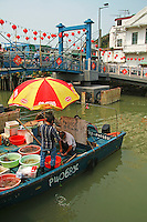 Tai O Market at Lantau Island, also Lantao is the largest island in Hong Kong, located at the mouth of the Pearl River.  Originally the site of a sleepy fishing village, in recent years has been increasingly developed.