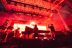 LCD Soundsytsem at The Greek Theater - Berkeley, CA - 4/28/18