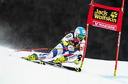ESCANE Doriane of France competes during the 6th Ladies'  GiantSlalom at 55th Golden Fox - Maribor of Audi FIS Ski World Cup 2018/19, on February 1, 2019 in Pohorje, Maribor, Slovenia. Photo by Vid Ponikvar / Sportida