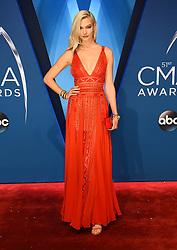 Reba McEntire at the 51st CMA Awards held at the Bridgestone Arena on November 8, 2017 in Nashville, TN. ©Tammie Arroyo/AFF-USA.com. 08 Nov 2017 Pictured: Karlie Kloss. Photo credit: MEGA TheMegaAgency.com +1 888 505 6342