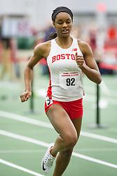 BU, 92, 60 meter dash, Boston University John Terrier Invitational Indoor Track and Field