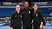January 25, 2021 (FL): NBA Charlotte Hornets v Orlando Magic Game