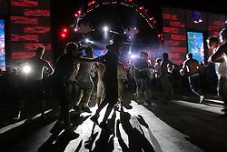 Movimento de público durante  o Planeta Atlântida 2014/SC, que acontece nos dias 17 e 18 de janeiro de 2014 no Sapiens Parque, em Florianópolis. FOTO: Itamar Aguiar/ Agência Preview