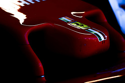 November 24, 2017 - Abu Dhabi, United Arab Emirates - Motorsports: FIA Formula One World Championship 2017, Grand Prix of Abu Dhabi, .technical detail, Scuderia Ferrari  (Credit Image: © Hoch Zwei via ZUMA Wire)