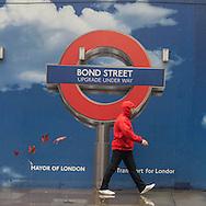 London. UK  On Oxford street / Londres . Grande Bretagne
