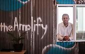 Justin Rezvani, CEO of TheAmplify