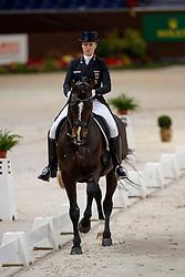 Brune Bernadette, GER, Spirit Of The Age Old<br /> Grand Prix presented by Jiva Hill Stables<br /> CHI de Genève 2017<br /> © Hippo Foto - Dirk Caremans<br /> 08/12/2017