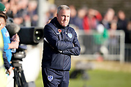 Portsmouth manager Kenny Jackett during the The FA Cup 1st round match between Maidenhead United and Portsmouth at York Road, Maidenhead, United Kingdom on 10 November 2018.