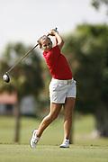 2006 FAU Women's Golf Photo Day, November 15, 2006.