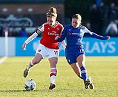 Soccer-Women's Super League-Arsenal vs Chelsea-Jan 19, 2020