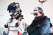 January 5-7, 2018. IMSA Weathertech Series ROAR before 24 test. 23 United Autosports, Ligier LMP2, Fernando Alonso, Phil Hanson