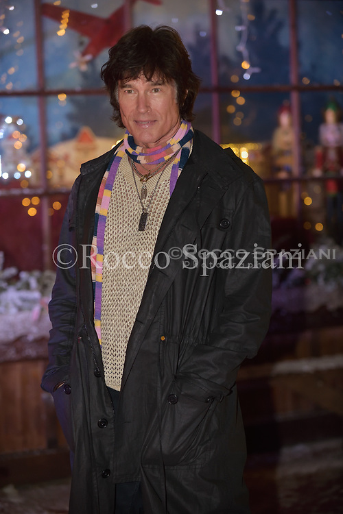 Ron MossSuper Vacanze di Natale premiere, Red carpet, Rome, Italy - 12 Dec 2017