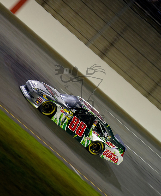 Sparta, KY - JUN 30, 2012:  during the Quaker State 400 at  Kentucky Speedway in Sparta, KY.