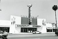 1987 The Hollywood Palladium