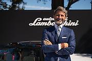 August 14-16, 2012 - Lamborghinis at Pebble Beach: Lamborghini CEO Stephan Winkelmann