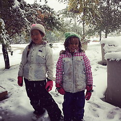"""Katherine Heigl releases a photo on Twitter with the following caption: """"""""I'm not sure how I feel about this much snow in September but the kids are pretty happy about it! #thoseheavenlydays #mountainlife #utah"""""""". Photo Credit: Twitter *** No USA Distribution *** For Editorial Use Only *** Not to be Published in Books or Photo Books ***  Please note: Fees charged by the agency are for the agency's services only, and do not, nor are they intended to, convey to the user any ownership of Copyright or License in the material. The agency does not claim any ownership including but not limited to Copyright or License in the attached material. By publishing this material you expressly agree to indemnify and to hold the agency and its directors, shareholders and employees harmless from any loss, claims, damages, demands, expenses (including legal fees), or any causes of action or allegation against the agency arising out of or connected in any way with publication of the material."""