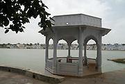 India, Rajasthan, Pushkar. The Pushkar Lake