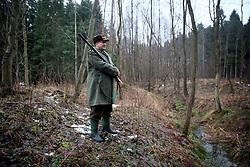 CZECH REPUBLIC VYSOCINA NEDVEZI 29DEC18 - The annual drive & hunt around the village of Nedvezi, Vysocina, Czech Republic.<br /> <br /> jre/Photo by Jiri Rezac<br /> <br /> © Jiri Rezac 2017